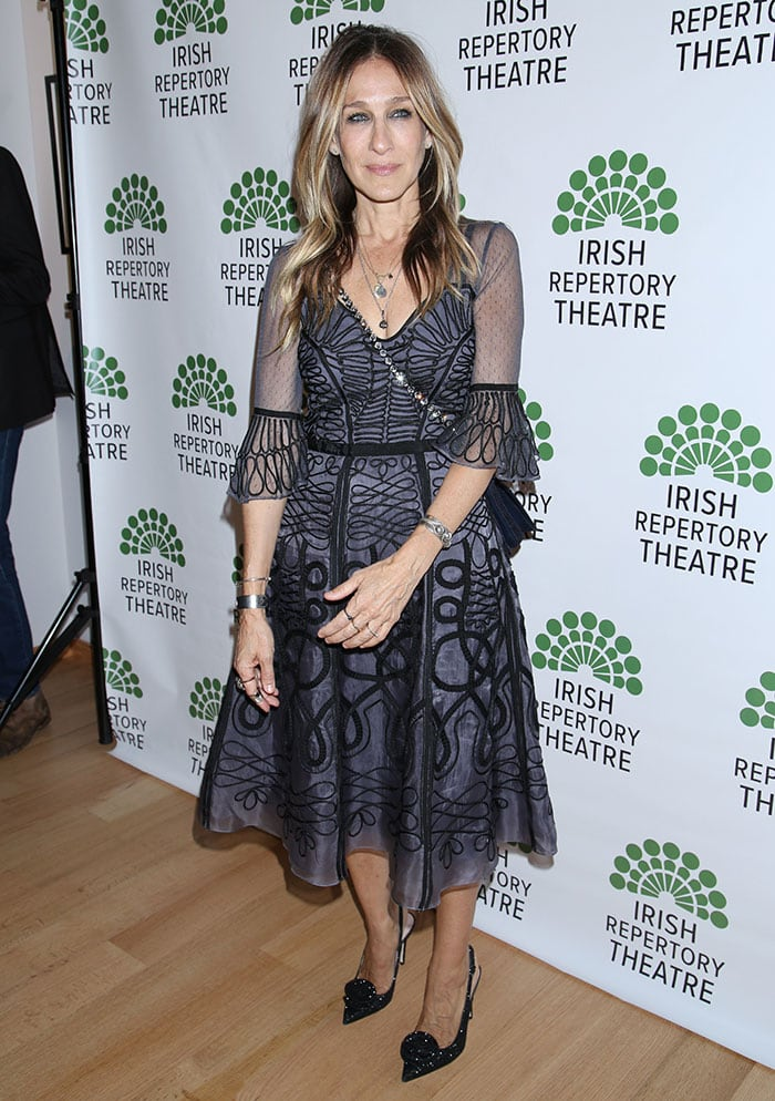 Sarah-Jessica-Parker-Shining-City-Opening-Night-Party