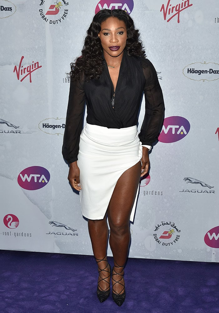 Serena-Williams-Pre-Wimbledon-Party