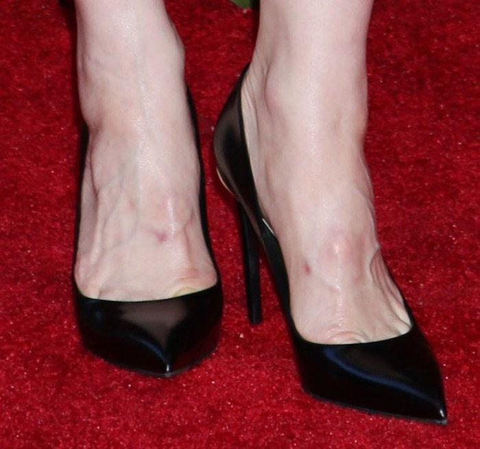 cate blanchett tony awards 2016 shoes
