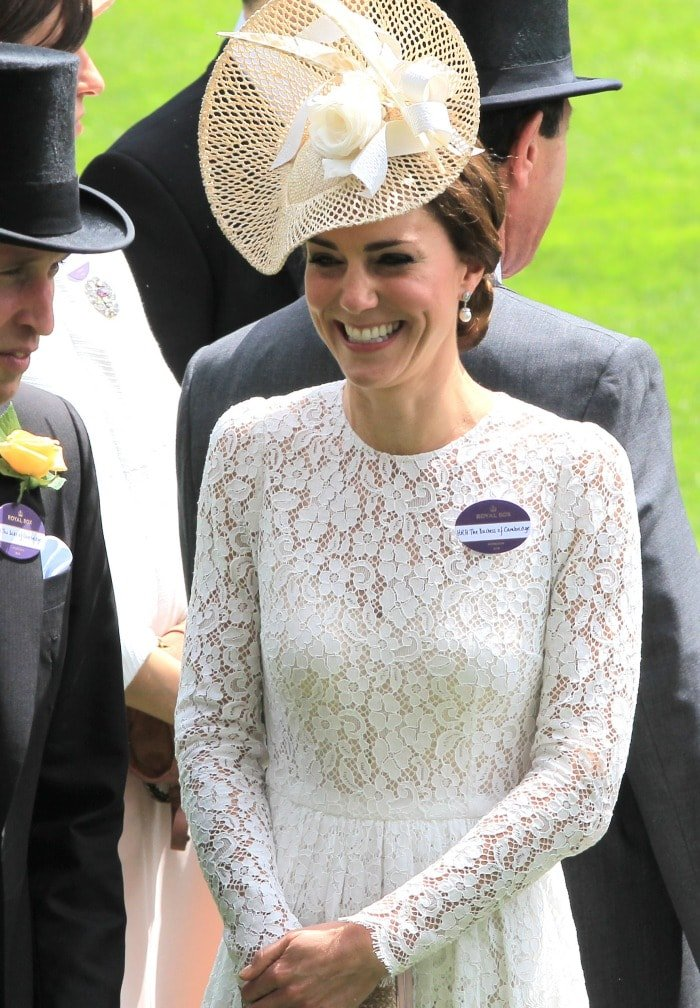 Royal Ascot - Day 2 kate middleton