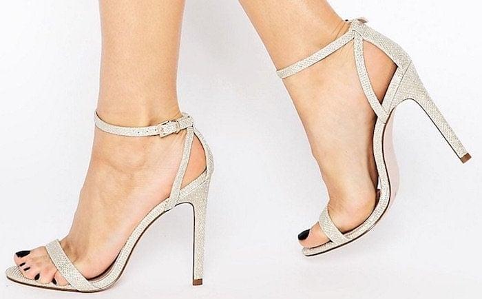 ASOS High Five Sandals