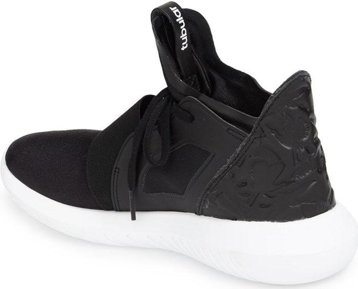 Adidas Tubular Defiant Black Sneakers