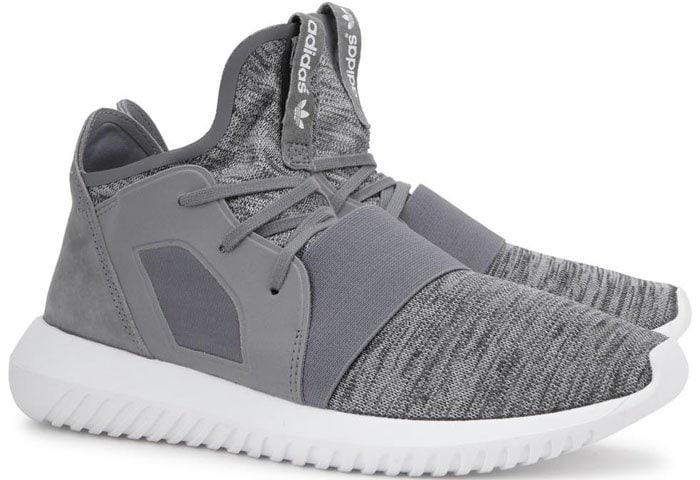 Adidas Tubular Defiant Gray Sneakers