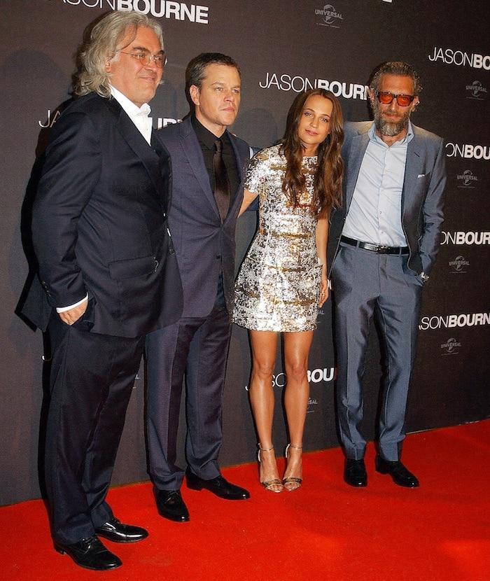 Alicia Vikander Jason Bourne Paris Premiere4