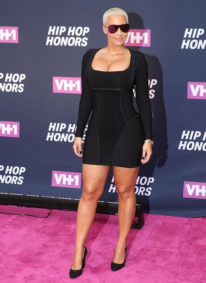 Amber-Rose-VH1-Hip-Hop-Honors