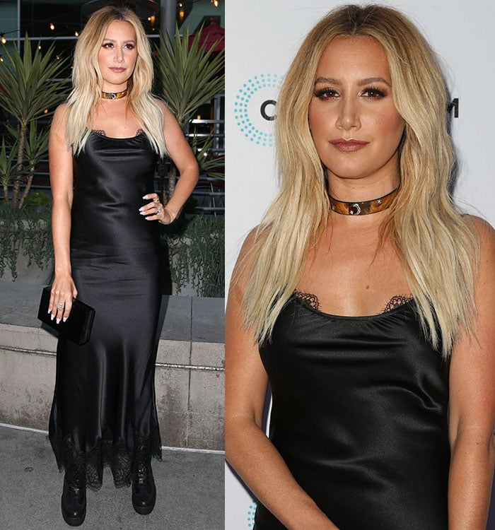Ashley-Tisdale-ThePerfext-black-dress