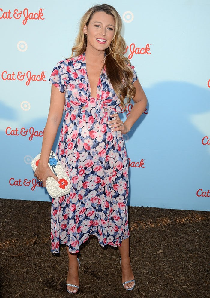 Blake-Lively-Target-Cat-and-Jack-Launch