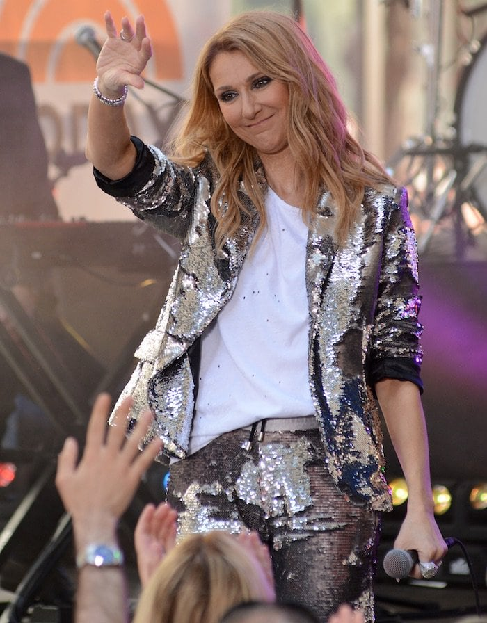 Celine Dion Today Show1