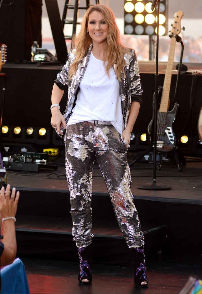 Celine Dion Today Show2