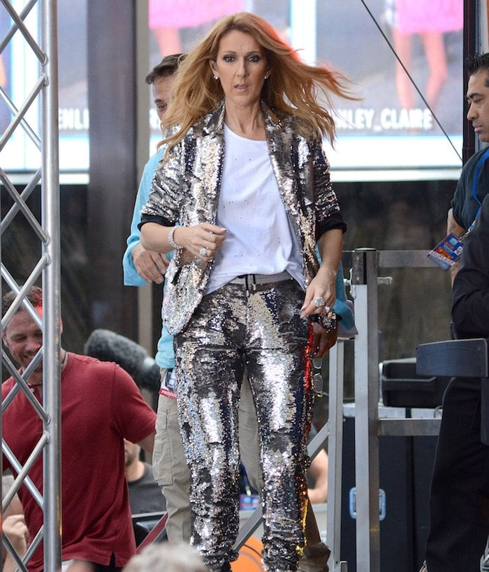 Celine Dion Today Show3