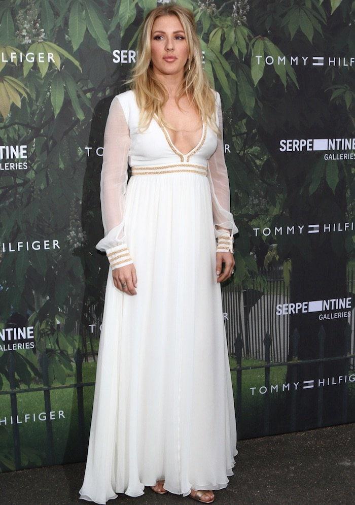 Ellie Goulding Serpentine Summer Party5