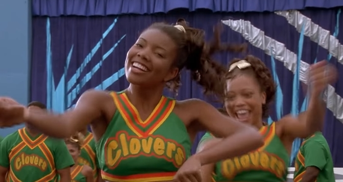 Gabrielle Union was 27 years old when Bring It On was released