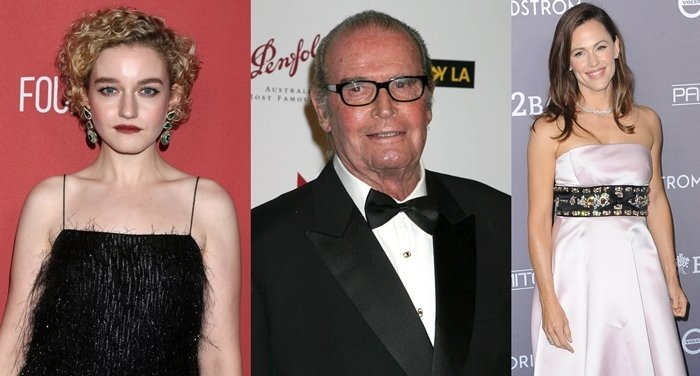 Jennifer, James, and Julia Garner share the same family name