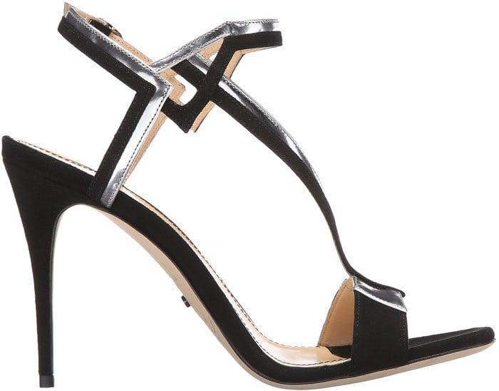 Jerome C. Rousseau Welch Sandals Black
