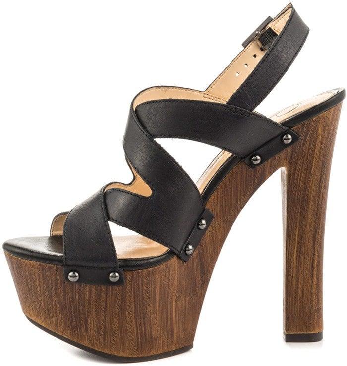 Jessica Simpson 'Damelo' Platform Sandal