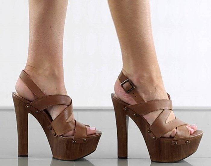 Jessica Simpson 'Damelo' Sandal
