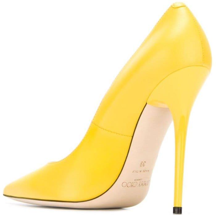 Jimmy Choo Anouk Pumps Yellow 2