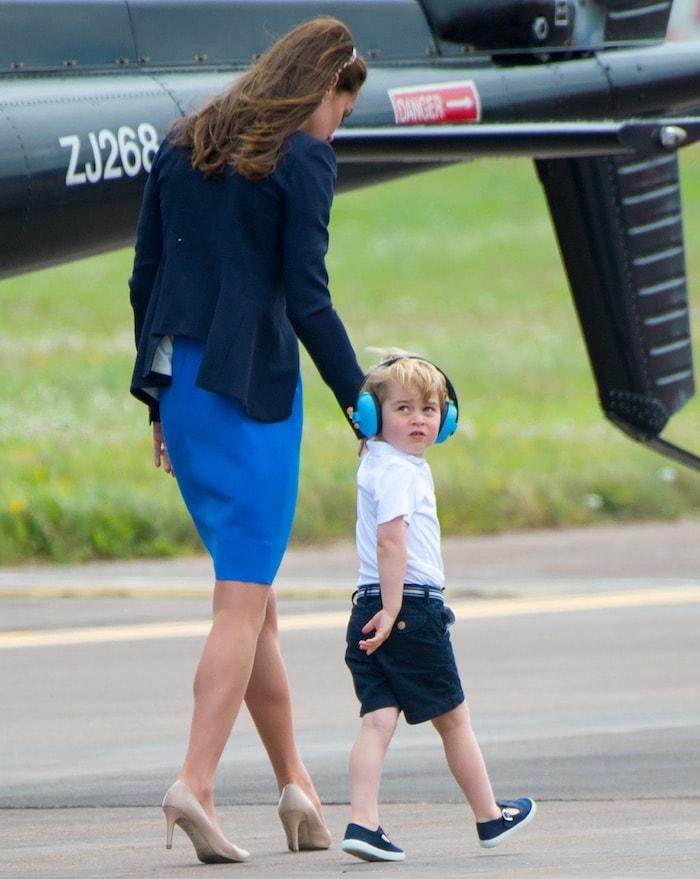 Kate Middleton International Air Tattoo2