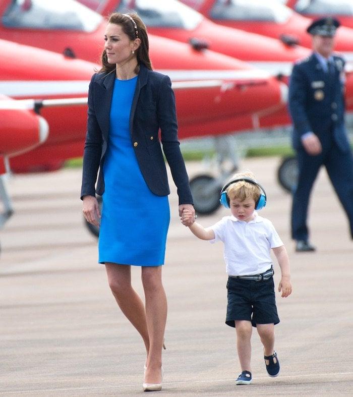 Kate Middleton International Air Tattoo3
