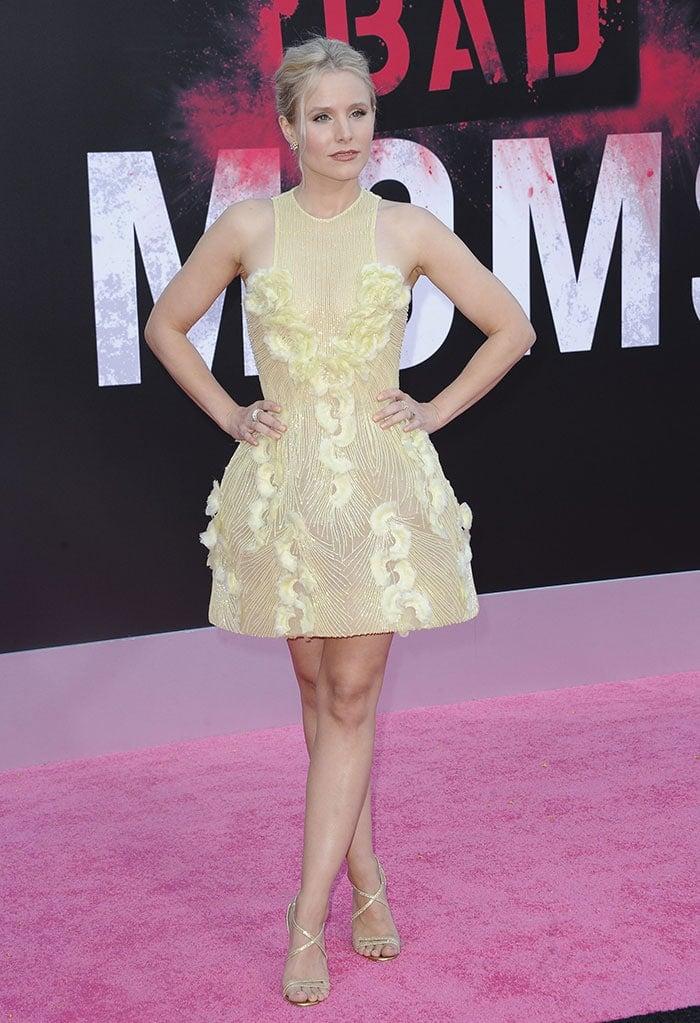 Kristen-Bell-Bad-Moms-Los-Angeles-premiere