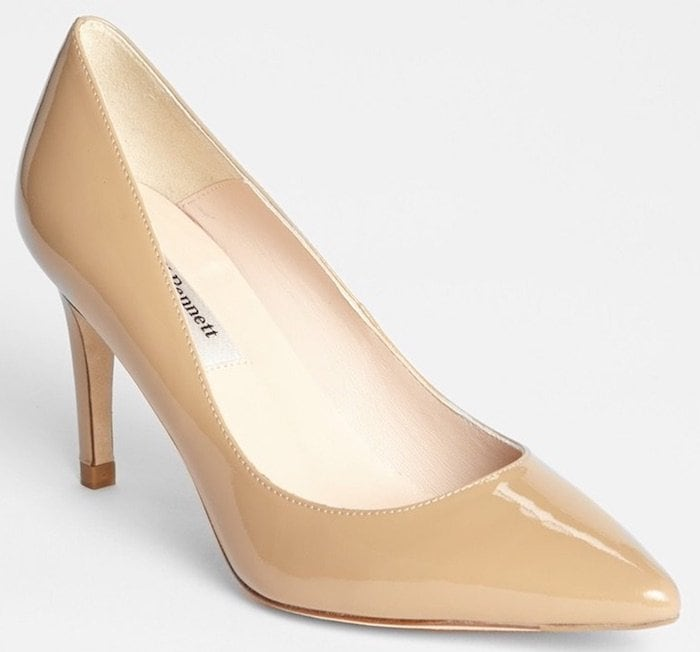 LK Bennett Florete court shoes