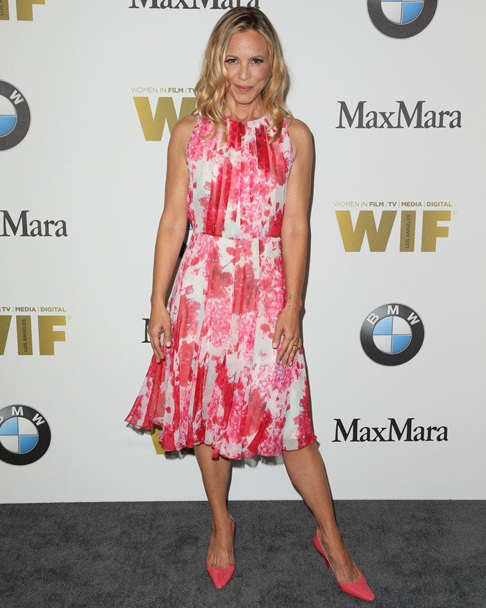 Women In Film Los Angeles Celebrates The 2016 Crystal + Lucy Awards Presented by Max Mara and BMW