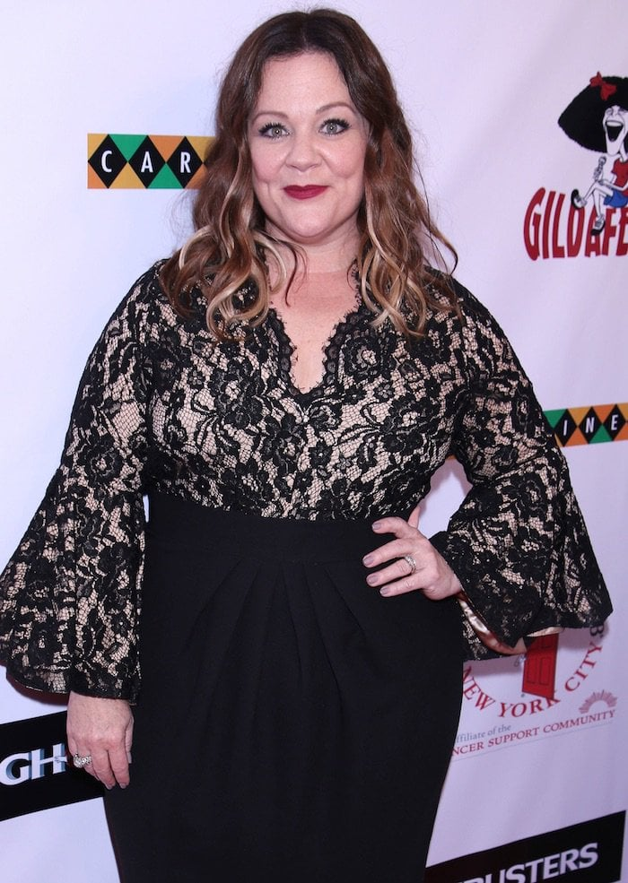Melissa McCarthy Gilda Radner Awards1