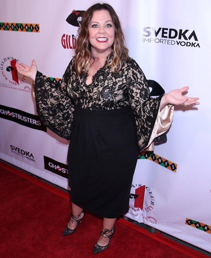Melissa McCarthy Gilda Radner Awards5