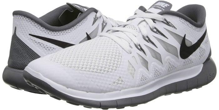 Nike Free 50 White 1