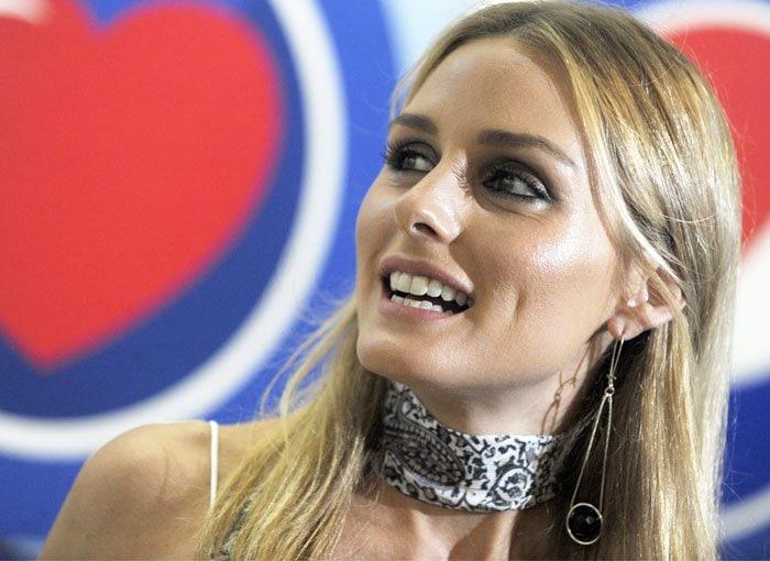 Olivia Palermo Pepsi Exhibition Cole Haan 4