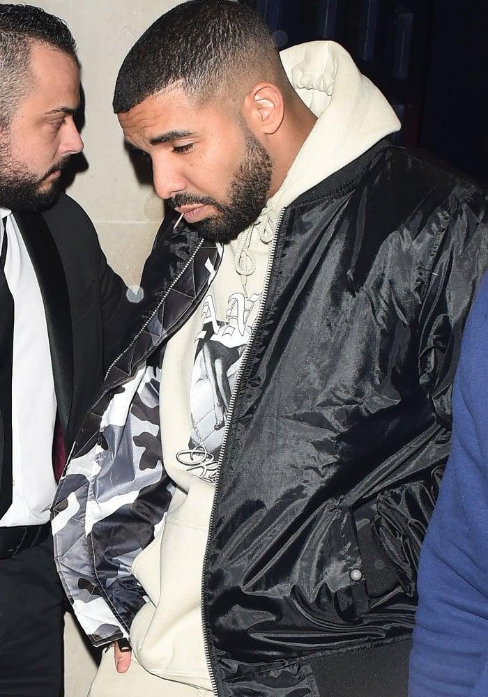 Rihanna Drake Tramps Christian Louboutin 4