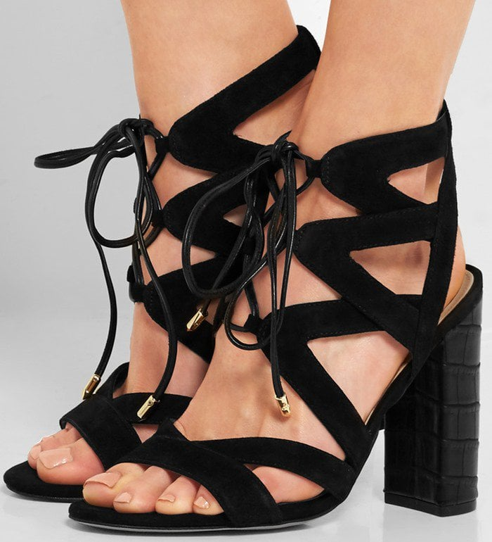 b9ce364ef Sam Edelman s California-Inspired  Yardley  Lace-Up Sandals