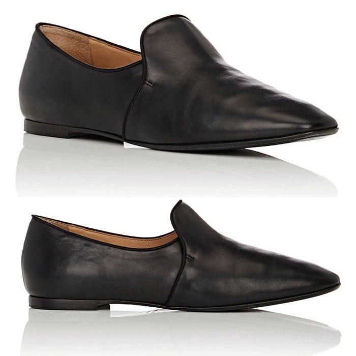 The Row Alys Venetian Loafers
