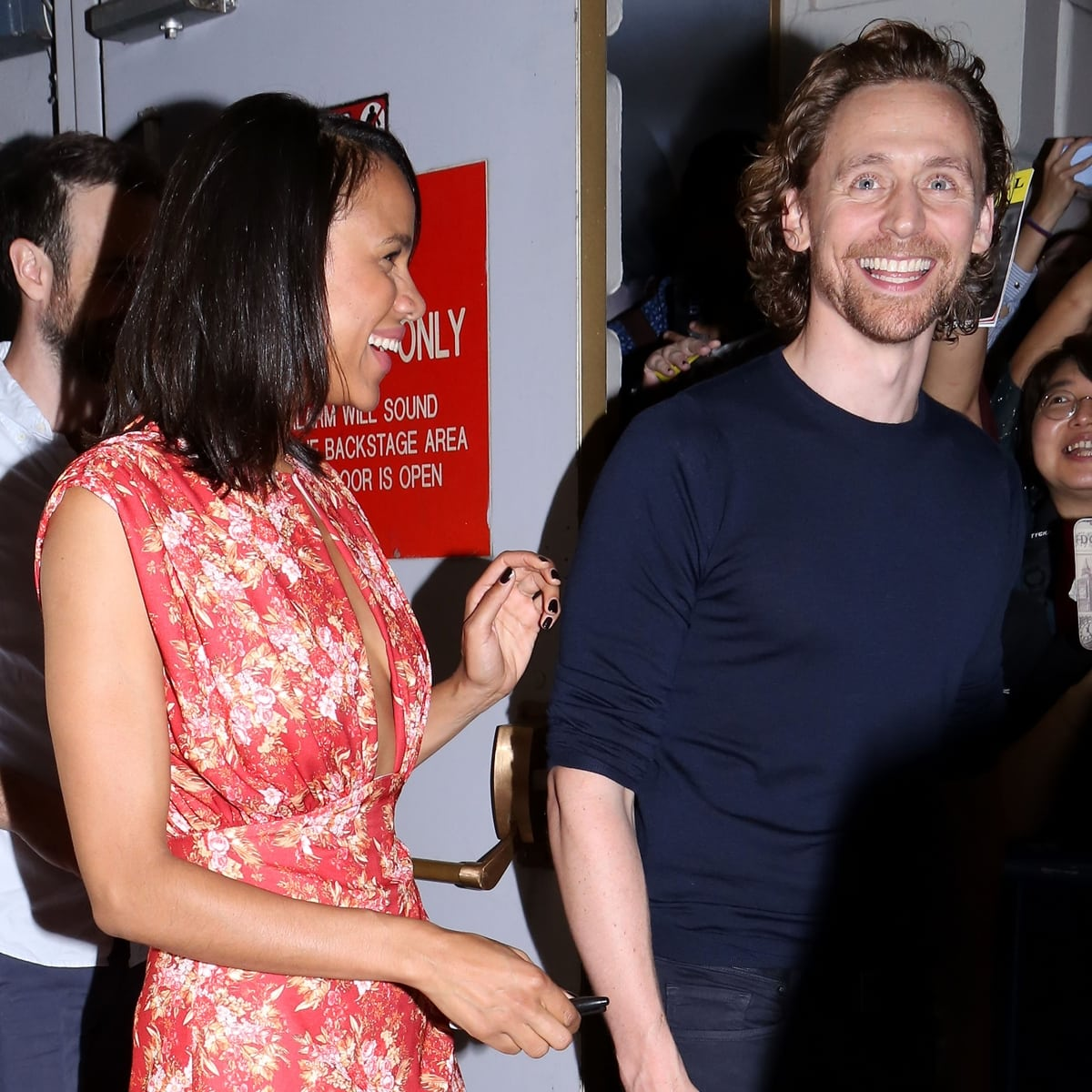 Tom Hiddleston and Zawe Ashton are reportedly still dating in 2021 and are living together in Atlanta
