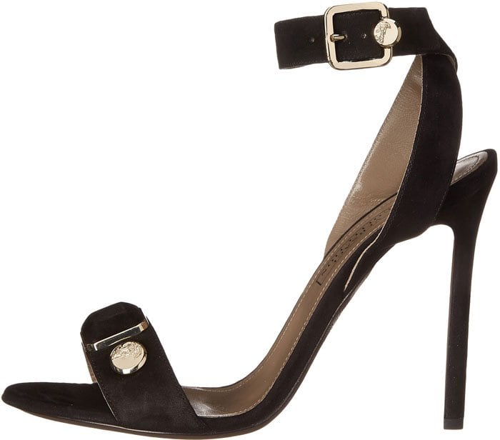 Versace Collection Strappy Open Toe 1