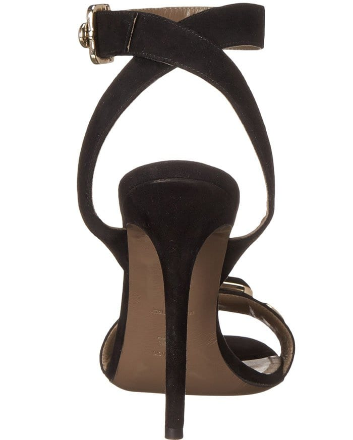 Versace Collection Strappy Open Toe 2