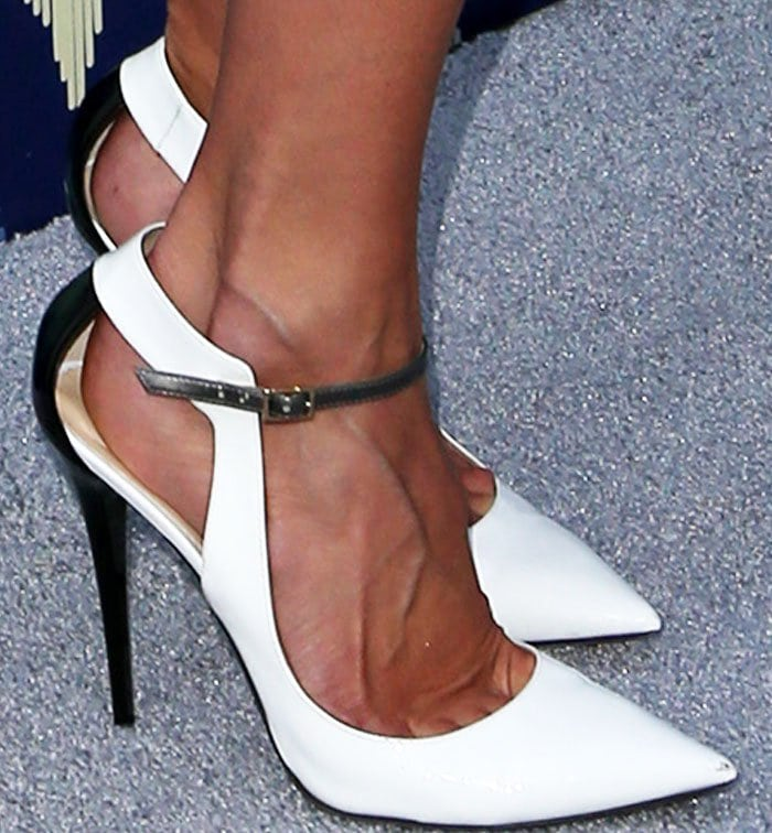 Cat Deeley Fox TCA Jimmy Choo 2