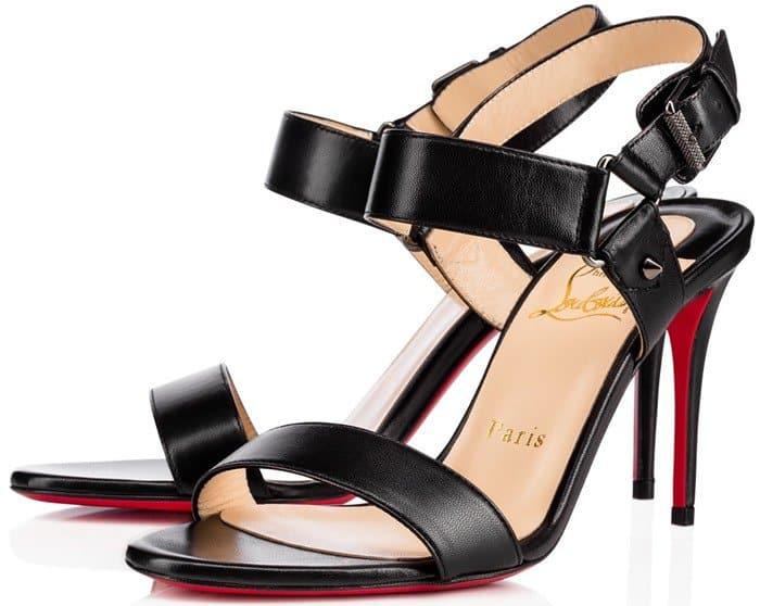 Christian Louboutin Sova Sandals Black