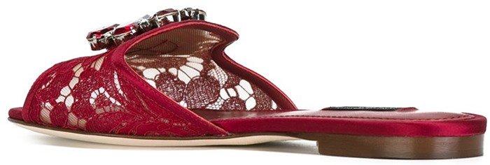 Dolce & Gabbana 'Bianca' slider