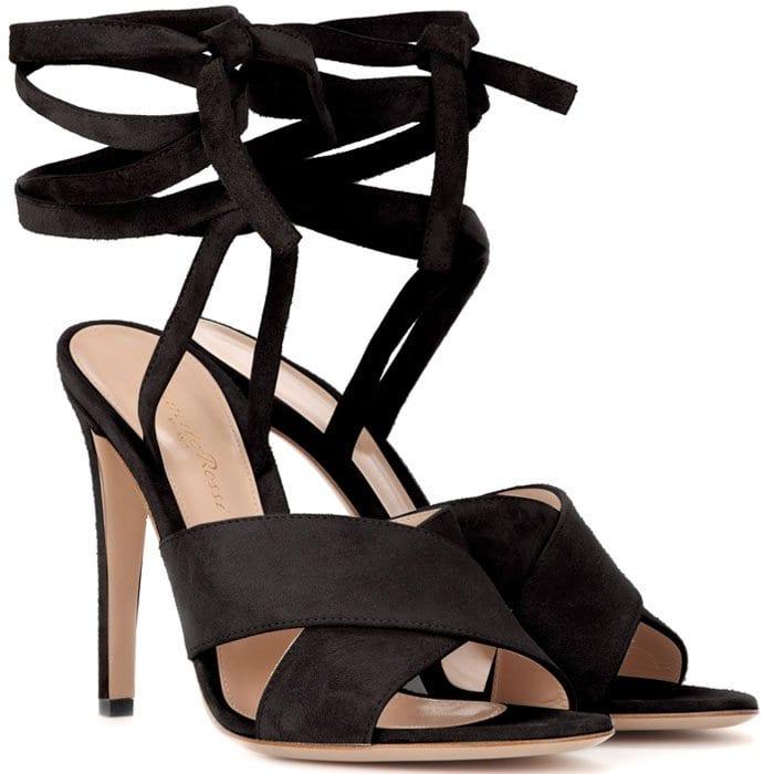 Gianvito Rossi Crissy sandals