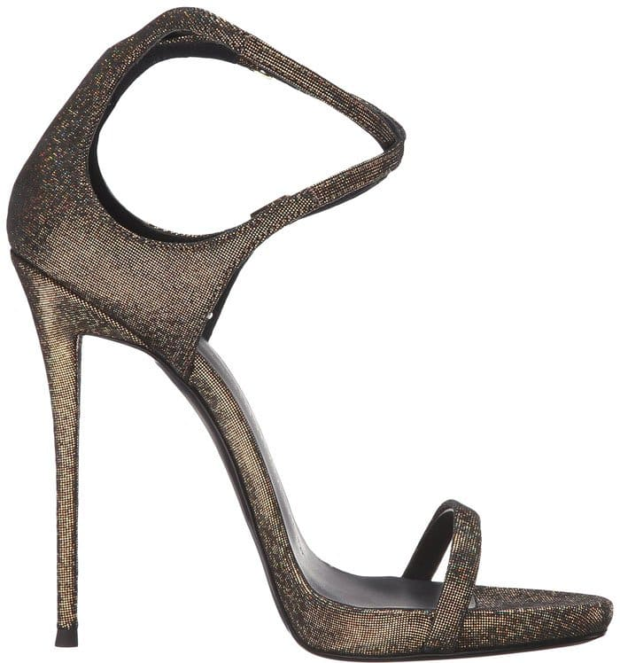 Giuseppe Zanotti Darcie Glitter Sandals