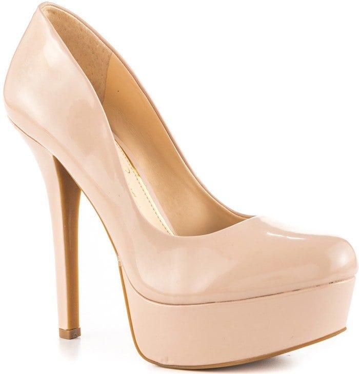 Jessica Simpson Meave Blush Heels