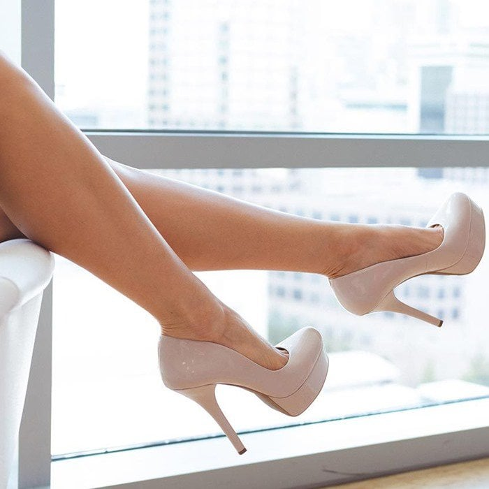 Jessica Simpson Meave Blush Pumps