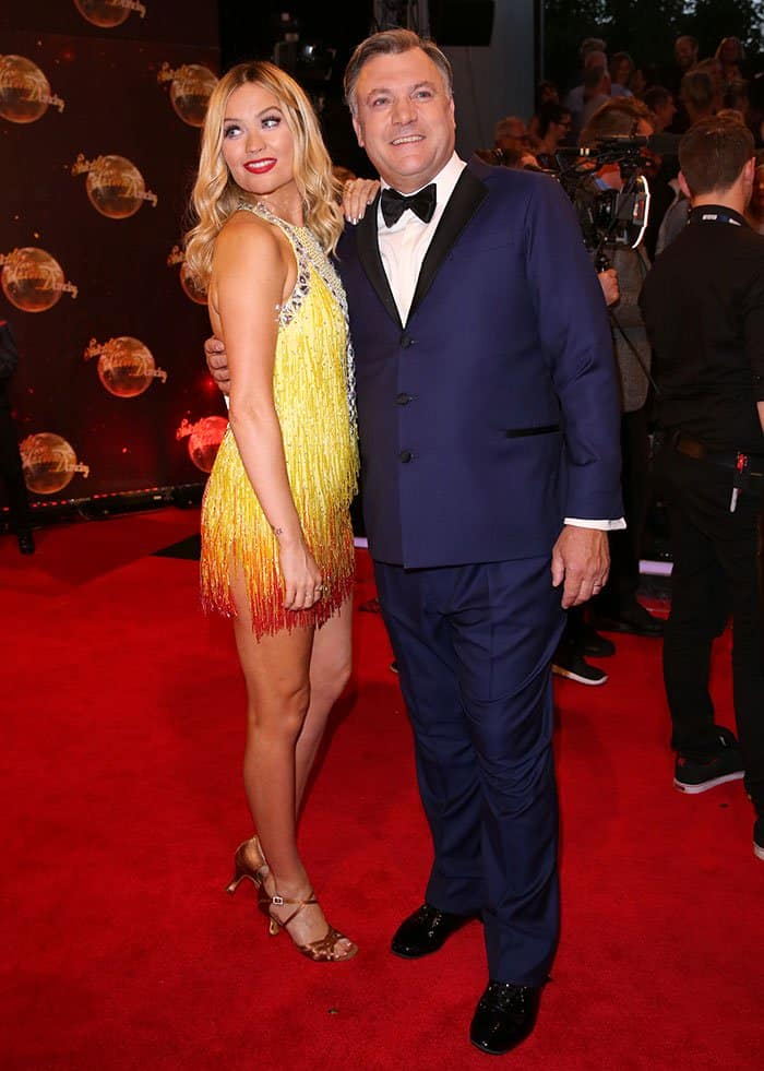 Laura-Whitmore-Ed-Balls-Strictly-Come-Dancing-2016