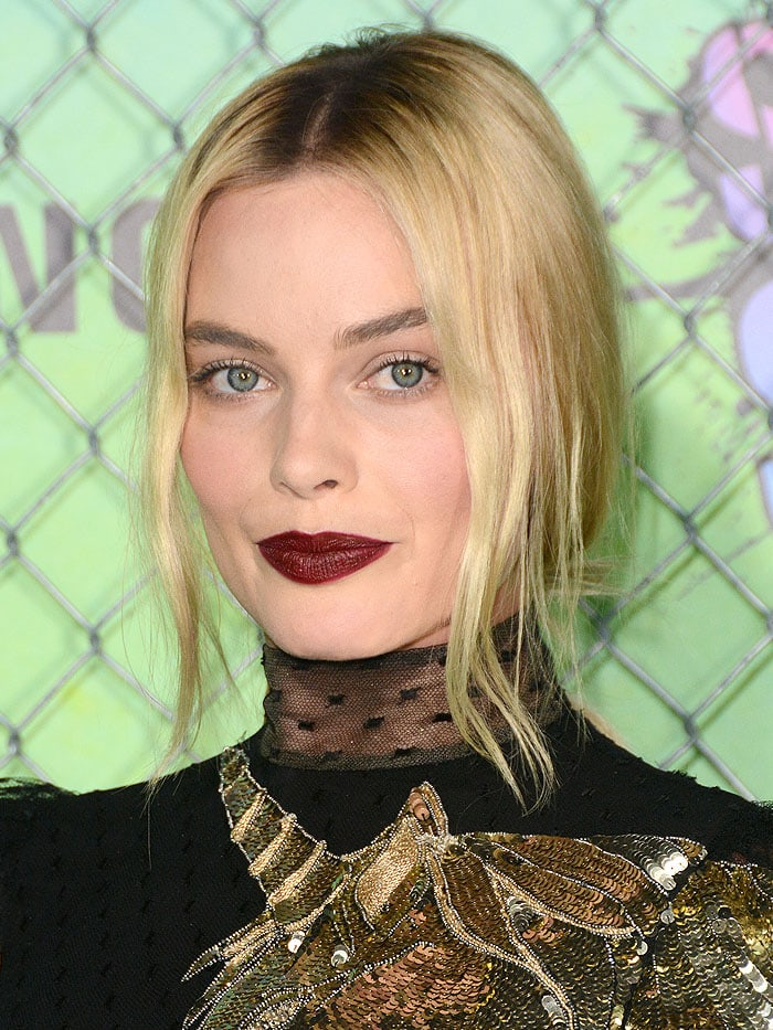 Margot Robbie Suicide Squad world premiere 2