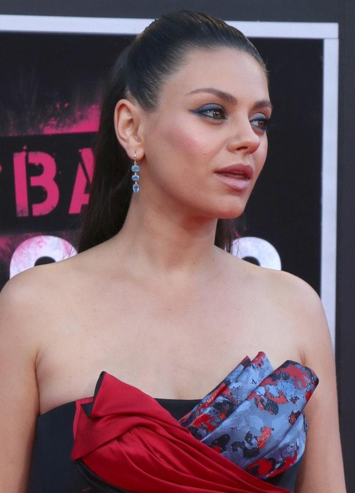 Mila Kunis Bad Moms LA Premiere3