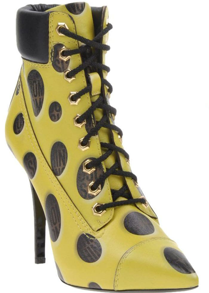 Moschino Ankle Boot 1