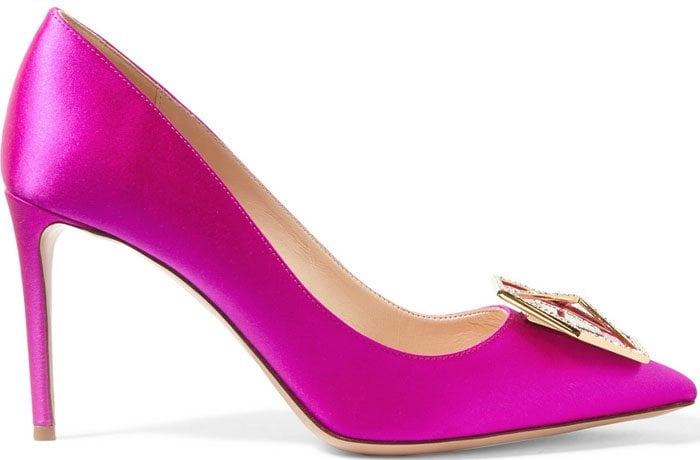 Nicholas Kirkwood Pink 1
