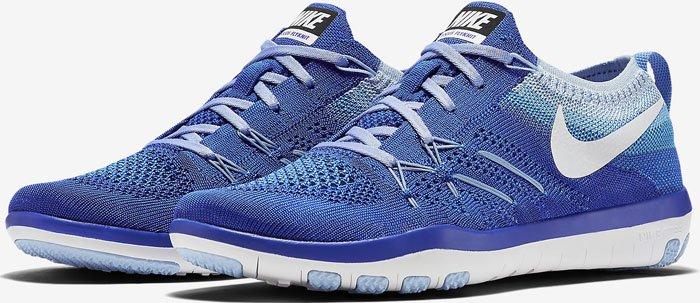Nike Free TR Focus Flyknit Blue
