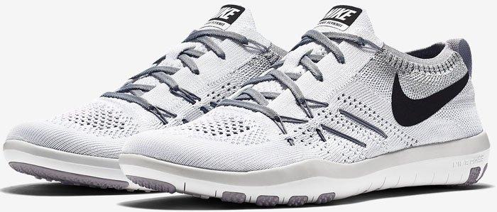 Nike Free TR Focus Flyknit Gray